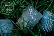 Whimsical Theme Invites by CONCEPTS AND PRINTS