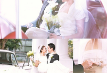 Kania & Kevin by Diera Bachir Photography