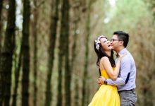 Engagement - Hindra and Meldiane by The Wagyu Story