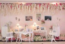 Wedding Sugiarto & Novy by HandS Organizer