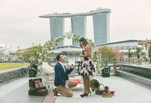 Proposal   Michael to Lekshmi by Awesome Memories Photography