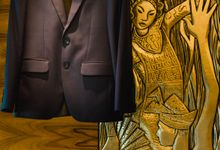 The Wedding of Benny and Raju by Bernardo Pictura