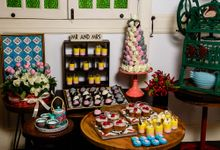 Peranakan Dessert Table by Rainbowly Pte Ltd