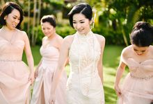 Jeffrey and Devina by Luxury Weddings Indonesia