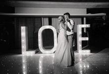 Stacey & Kane at Latitude by baliVIP Wedding