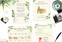 English Charm - Sophie & George by Spick Studio