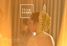 Tya & Ferry | Wedding by Kotak Imaji