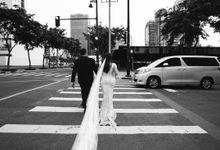 Inigo and  Angela by Erwin Leyros Photography