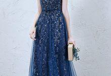Budget Evening Dress - Under USD200 by Girls Wardrobe