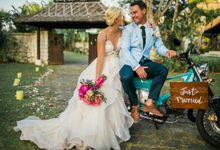 Natalie & Joshua at Bayuh Sabbha by baliVIP Wedding