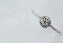 Female Diamond Rings by J's Diamond Jewellery