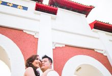 Pre Wed - Jacky & Jess by Twins photography