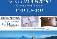 PROMO MANADO by SentimeterCard