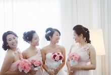Bridal Party by Margareth Makeup