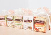 Tea Favours by Basilur Tea
