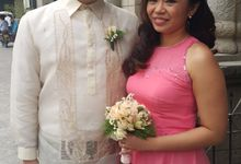 Alvin and Kat Wedding by July Seven Events