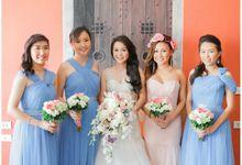 Jason & Reine's Alice In Wonderland Themed Wedding by Blinkboxphotos