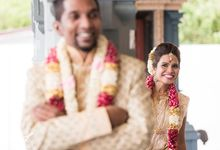Malaysian Hindu wedding - Arvind & Dhanya by Stories.my
