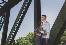 Conceptualized Couple Photoshoot - Nature and Rustic Themed by Alan Ng Photography