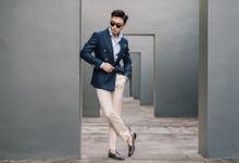 Spring Summer 2017  Essential Smart Casual Pieces by Common Suits