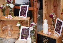 Samuel and Elizabeth Wedding by Megu Weddings