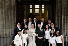 The Holy Matrimony of  Kevin Sajuti and Innez by Vox Angelorum Choir