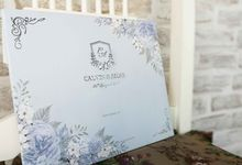 Calvin & Ailsa by Vinas Invitation