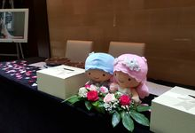 Sweetiest Marriage to Kelvin and Peina by EPeak Event Solutions