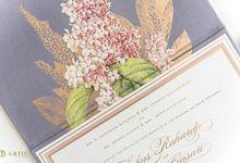 Artic Wedding Invitation Wedding Invitations In Jakarta