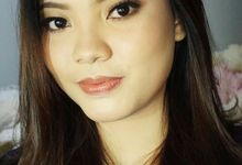 Natural Smokey Eye Makeup by Sucidinda MUA