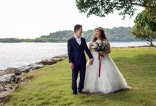 St John Island Lazarus Island Pre Wedding Shoot by GrizzyPix Photography