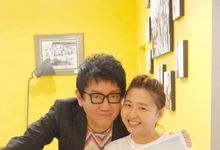 Actors, Actresses, Singer, TV Host's Hairdo&Makeup by Angel Chua Lay Keng Makeup and Hair