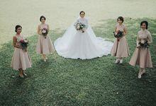 Anastasia Wedding by Anastasia Niti Couture