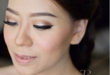 trial hair & wedding make-up by Tiffany Roselin Makeup Artist
