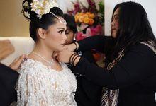 Uti & Rama Wedding by Mel Ahyar Bride