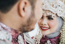 THE WEDDING OF NINDA & TYO by Chandani Weddings