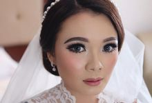 Pretty Bride Olive by Lili Mailidia MakeUp