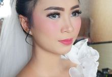 WeddingPackages By WINONA (Klien: Michelle) by Winona Makeup & Bridal