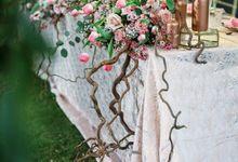 Bridal Style by Nagisa Bali