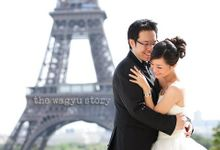 Engagement | Richard & Julia - love around Europe by The Wagyu Story