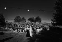 Napa Valley - Christna & Joe Wedding by ILUMINEN