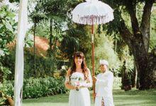 Grace & Keir Wedding by Ario Narendro Photoworks