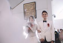 Andry and Veronika Wedding Day by Lady Quissera