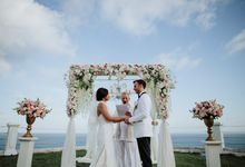Wedding Rani & Pascal by Ananda Yoga Organizer
