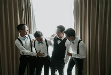 THE WEDDING OF ANDY & MARSHA by AB Photographs