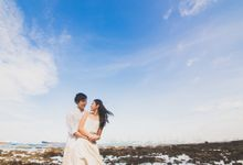 Casual Couple [Night/ Day] Photography - Sherlyn & Bryan by Knotties Frame
