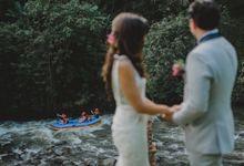 Ritz Carlton Mandapa Ubud Wedding of Christina & Aaron by Leura Film