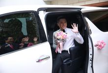 Royal Wedding of Steven & Stefanie by Priority Rent car
