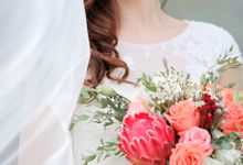 Collaborative Styled Shoot - Summer Romance by Amperian
