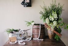 Catch Your Dreams Boho Wedding by Hari Indah Wedding Planning & Design
